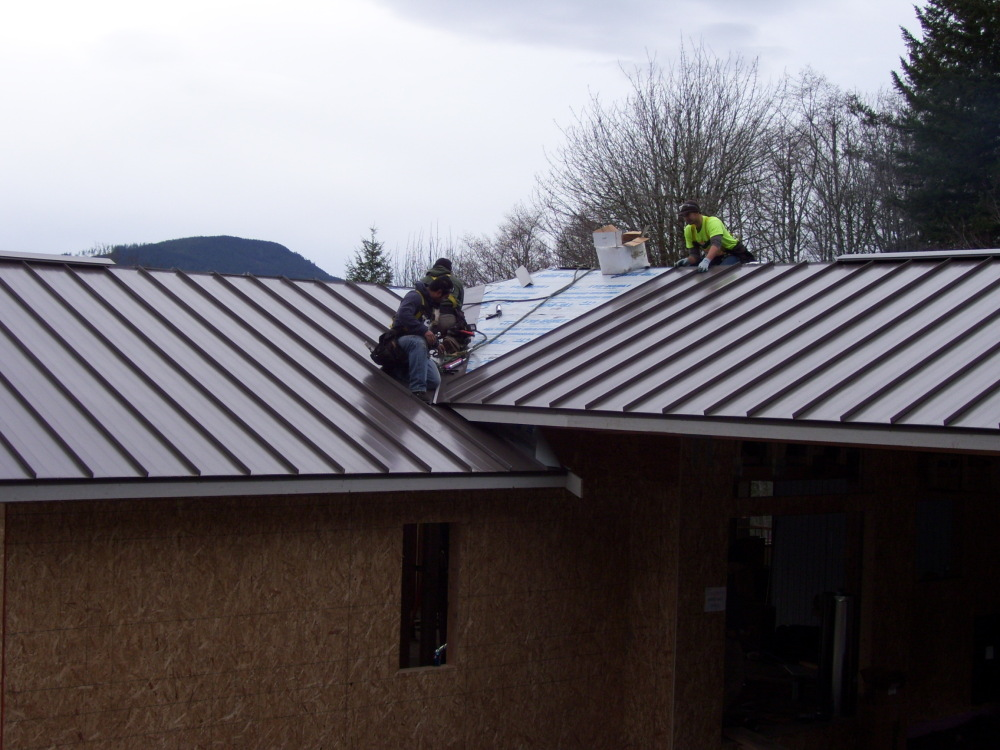 Legends Roofing Helps The Heacock Family